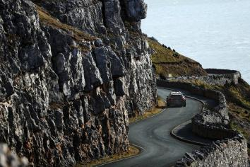 Brakes put on British Rally Championship