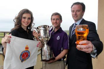 North win highlight of Patrick's golf career
