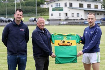 New sponsor for Dunloy club