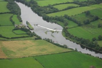 Bann navigation at risk without urgent weir repairs