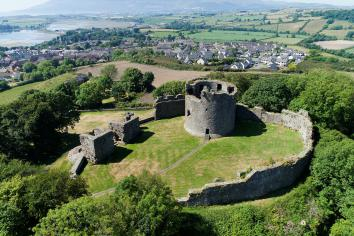 Essential conservation works at historic monument sites