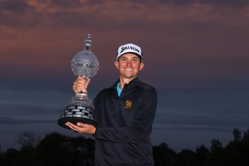 Catlin captures second title at Dubai Duty Free Irish Open