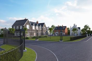 Green light for £14m 'workhouse' scheme