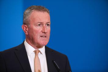 Finane Minister announces financial support for businesses