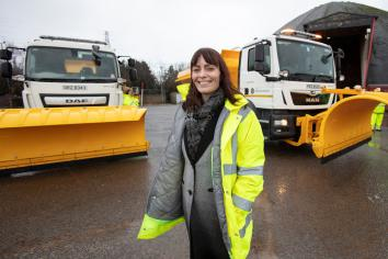Roads winter readiness plans in place says Mallon