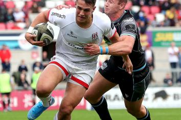 Ulster to welcome 1,000 fans for Scarlets showdown