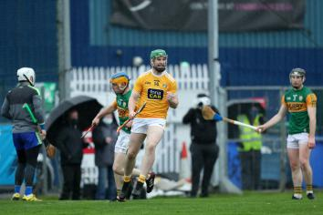 Antrim hurlers dream now almost a reality