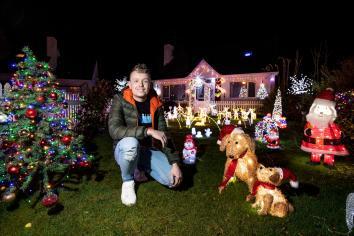 Jordan lights up Ballybogey