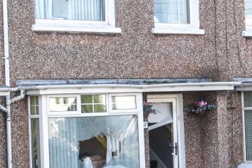 £10,000 reward offered over Bushmills Road gun attack