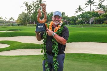 Clarke wins in Hawaii