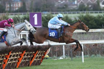 Stars on track for the Dublin Racing Festival