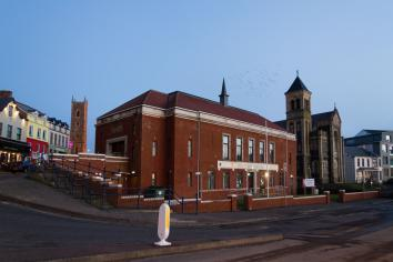 Town hall handover lined up