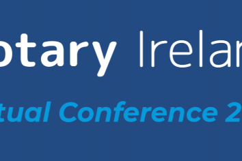 Rotary Ireland confirms its Virtual Conference 2021 will be open to public for free!