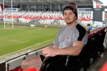 Ulster captain named 'Personality of the Year'
