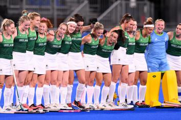 Ireland Women bow out of Olympics with heads held high