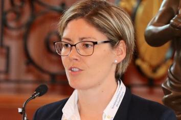 Angela Platt named Irish FA Director of Women's Football
