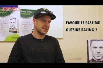 Jonathan Rea Interview