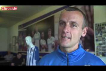 VIDEO:  Interview with Oran Kearney at his return to the Showgrounds as Manager.