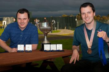 Outstanding success for Route Gun Club shooters
