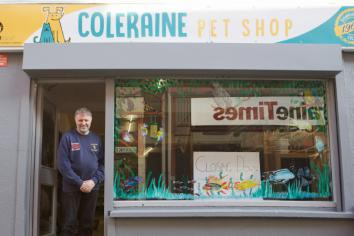Pet shop closes after half a century