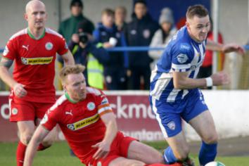 Bannsiders bowled over by Cliftonville