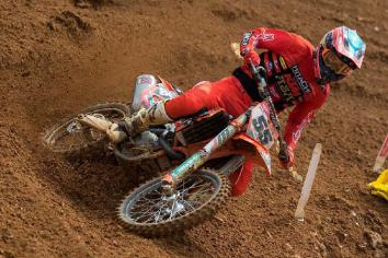 Irwin keen to compete at Beach Races