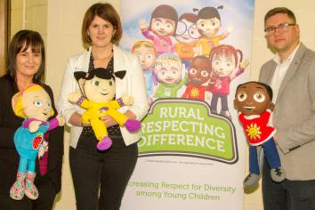 Children encouraged to respect difference