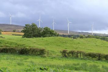 Lack of opposition to windfarm 'staggering'