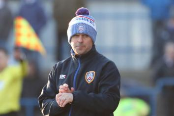 McAree delighted with three points