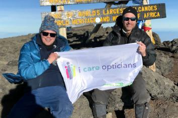 Trekkers raise £11k for charity after climbing Africa's highest mountain