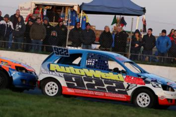 Stock Rods in action at Aghadowey