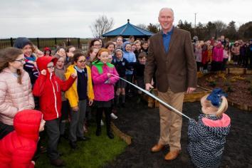 Carnalridge Primary marks ten year anniversary of new build