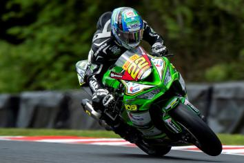 McGlinchey delighted to get off the mark at Oulton Park