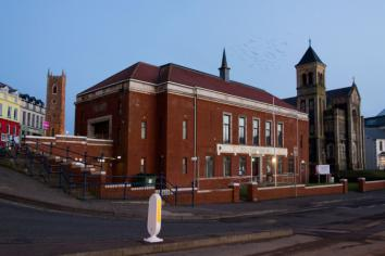 Legal advice sought over town hall