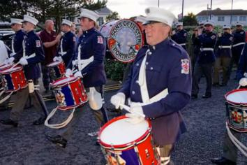 Bandsmen agree 'compromise' over Open Championship clash