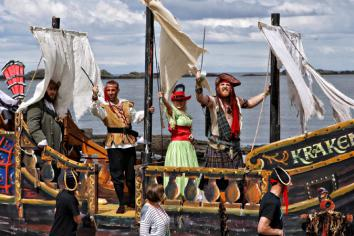 Ahoy there - festival family fun in Portrush