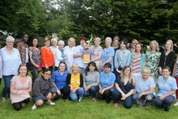 Ratheane Nursng Home marks three decades of caring service in Coleraine