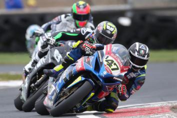 Cooper and Iddon return to Sunflower Trophy Races