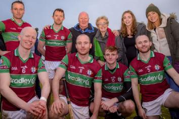 FAMILY AFFAIR AS COLERAINE WIN ULSTER