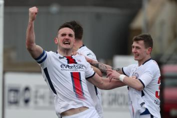 We're 'Inver' a cagey game says Coleraine skipper