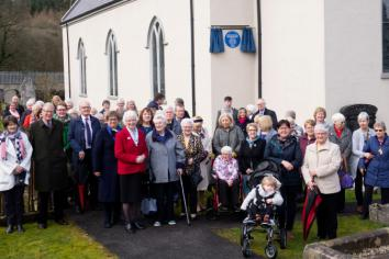 Dorothea honoured by Ulster History Circle