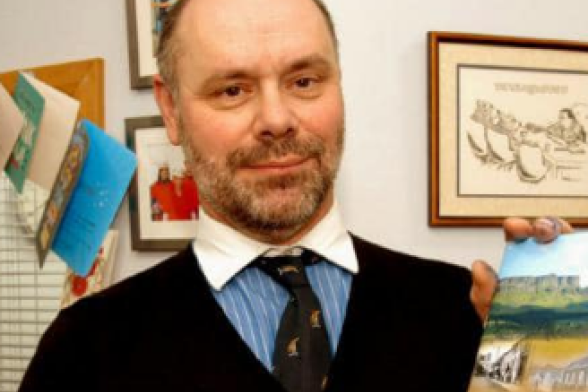 Sudden passing of Limavady solicitor David Brewster.