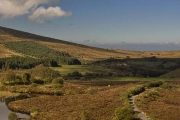 Councillors place Sperrins plan on hold